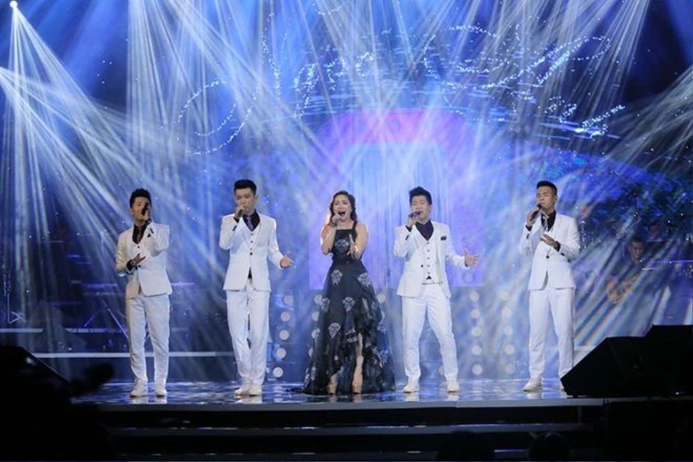 Ngọc Anh kết hợp cùng nhóm nhạc Oplus trong ca khúc Thế giới tuyệt vời - Bức thư tình thứ 4.