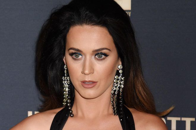 """09 Sep 2015, Los Angeles, California, USA --- NO JUST JARED USAGE Premiere Of The Vladar Company's """"Jeremy Scott: The People's Designer"""" - Arrivals Pictured: Katy Perry --- Image by © Splash News/Splash News/Corbis"""