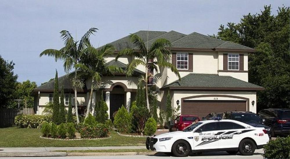 Ngôi nhà của gia đình kẻ sát nhân Omar