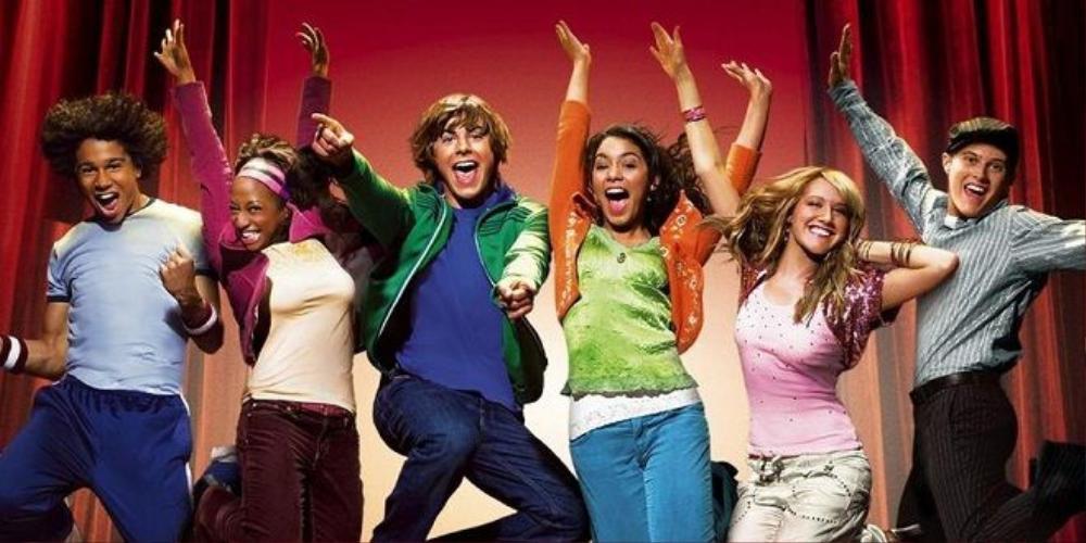 Dàn diễn viên chính High School Musical