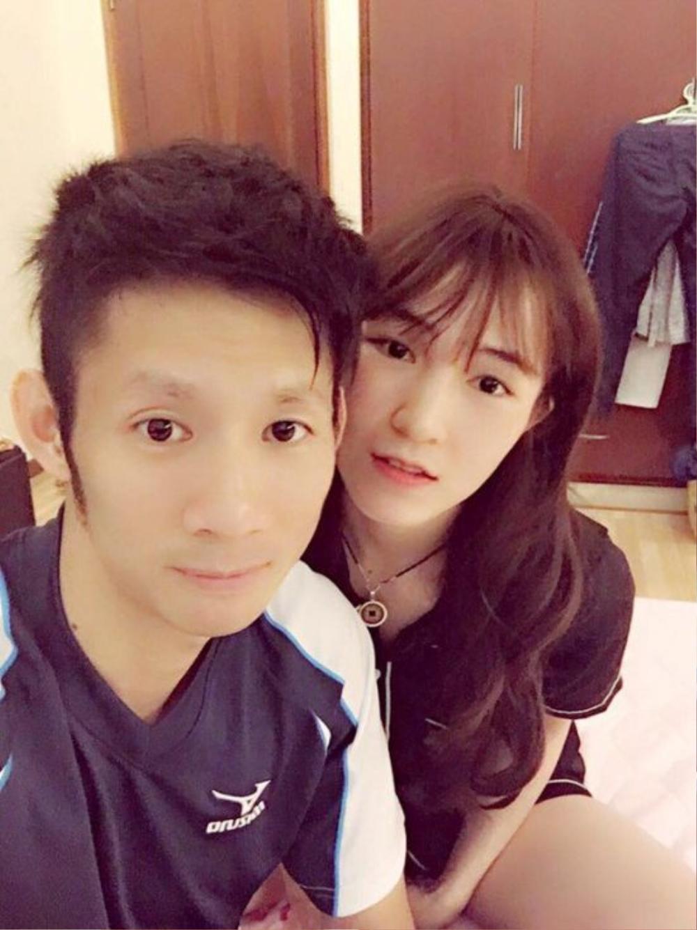 Tiến Minh - Vũ Thị Trang cặp đôi đẹp nhất của làng cầu lông Việt Nam.
