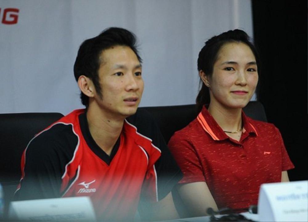 """Cả hai đều là VĐV xuất sắc nhất. Nếu như Vũ Thị Trang là VĐV cầu lông số 1 Việt Nam, thì Tiến Minh là """"độc cô cầu bại""""."""