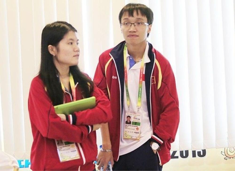 Họ là cặp đôi nổi tiếng nhất của làng cờ vua Việt Nam.