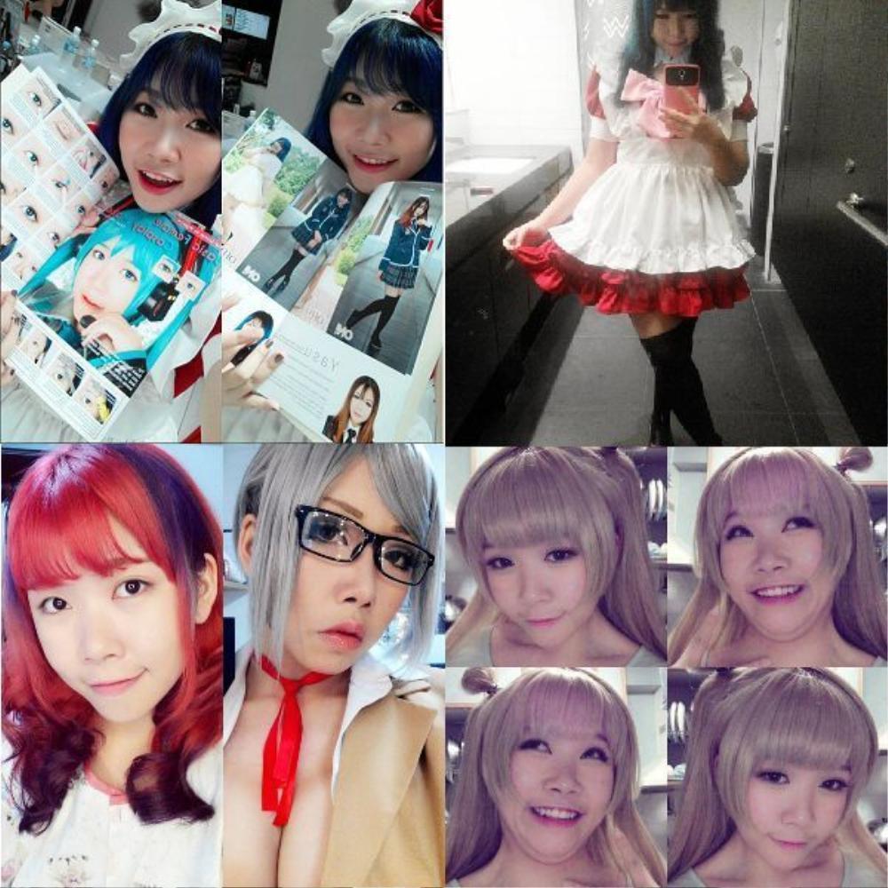 Đặc biệt, Miyuki rất đam mê cosplay. Cô nàng trở thành một cosplayer từ năm 13 tuổi. Đó là yếu tố giúp nàng béo này biết biến mình trở nên xinh đẹp mặc dù gương mặt không thon gọn và sắc sảo.