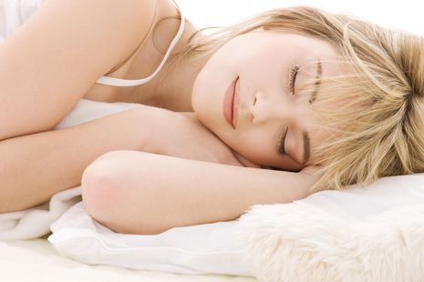 A Generic Photo of a woman sleeping. See PA Feature BEAUTY Sleep. Picture credit should read: PA Photo/JupiterImages Corporation. WARNING: This picture must only be used to accompany PA Feature BEAUTY Sleep.
