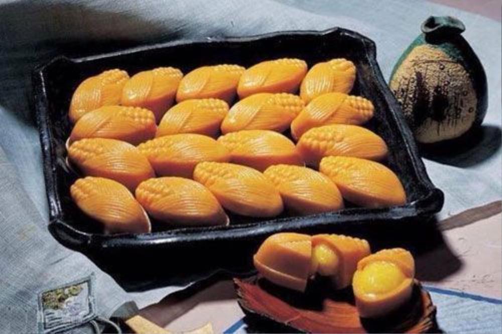 Bánh ngô Hàn Quốc - Số 1079 Đê La Thành, Đống Đa (75k/hộp 20c).