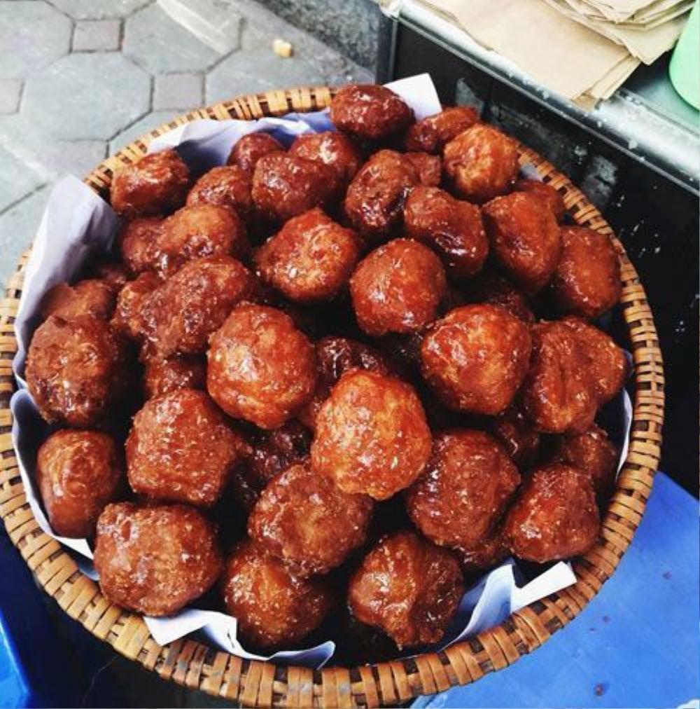 Bánh rán mật - Số 26 Trần Xuân Soạn, Hai Bà Trưng.