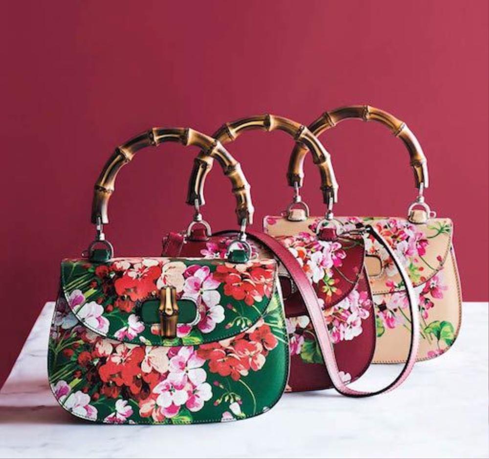 Những chiếc túi Gucci Bamboo quay trở lại và càn quét túi tiền của những tín đồ thời trang