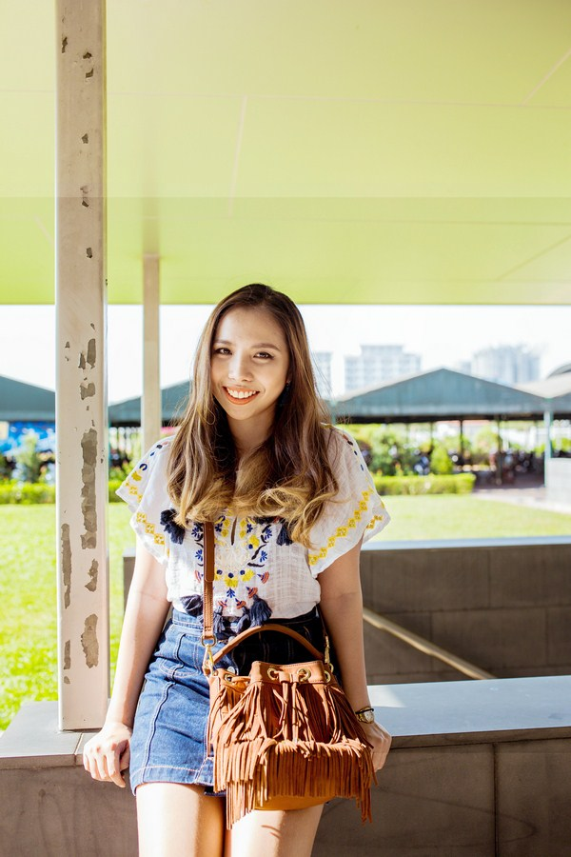 Beauty Columnist: Cindy Trần Instagram: @cindytada