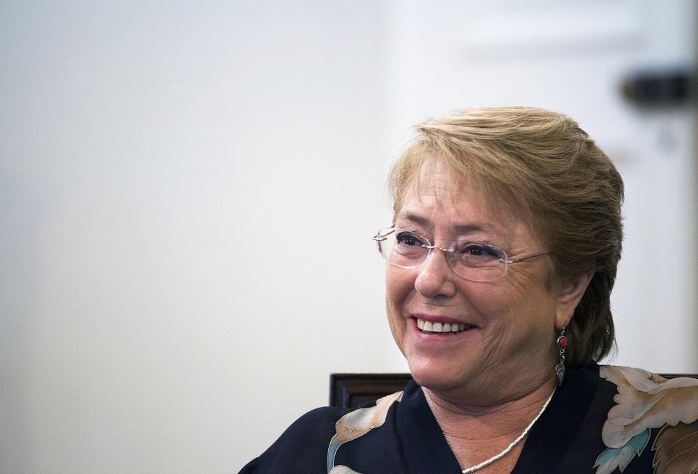 Tổng thống Chile Michelle Bachelet là một người có tình cảm với Việt Nam.