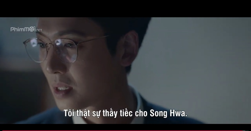 Jun Wan là một người sống sâu xắc và rất quan tâm tới Song Hwa