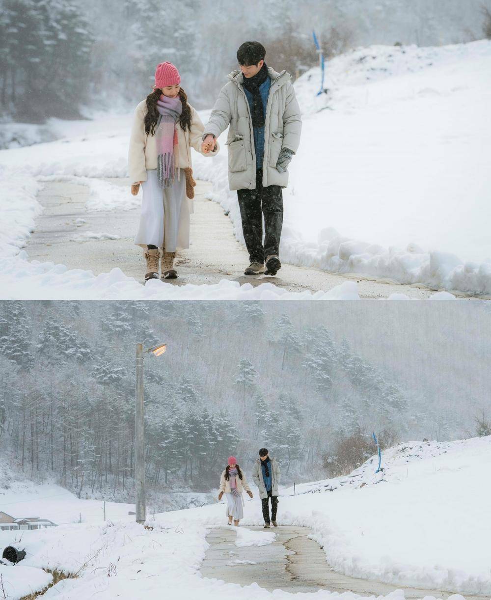Tập mới nhất tối thứ 3, sẽ hé lộ nhiều khoảnh khắc lãng mạn trong tuyết