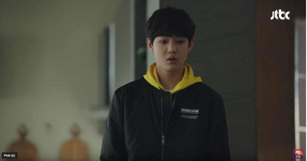 Sun Young đã phải chứng kiến cảnh tượng đau lòng này