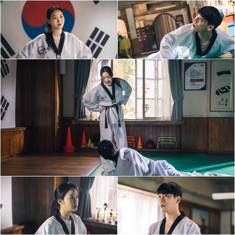 Cuộc tập luyện Taekwondo mới được SBS update trên trang cá nhân