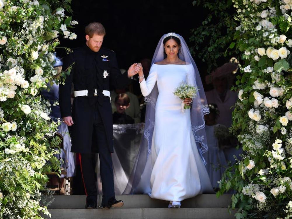 Đám cưới hoàng gia của Hoàng tử Harry và Meghan Markle được phát sóng bởi 15 kênh truyền thông khác nhau chỉ riêng ở Mỹ.