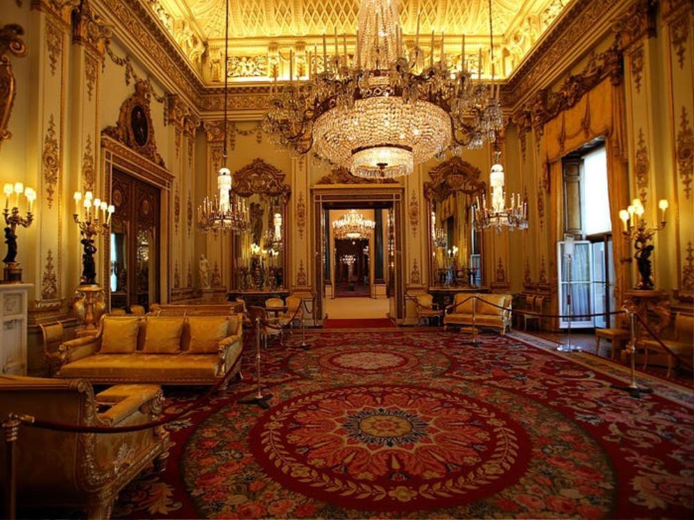 Ngày nay căn phòng chỉ thay đổi một số nội thất, các chi tiết 'chủ chốt' vẫn được giữ nguyên từ năm 1800s.