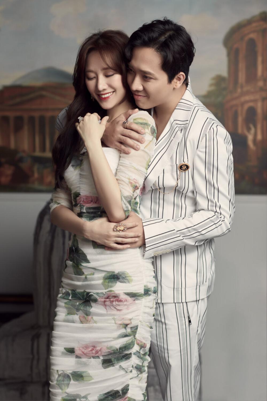 Hari Won tươi trẻ như thiếu nữ khi nhận quà sinh nhật từ ông xã Trấn Thành Ảnh 5