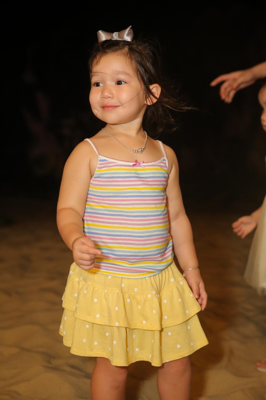 Con gái siêu mẫu Hà Anh mừng sinh nhật 2 tuổi, ngày càng ra dáng tiểu thư Ảnh 7
