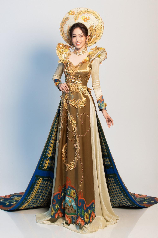Khả Trang - Thúy Vân - Tường San - Hoài Sa quyền lực với National Costume Nữ thần phương Đông Ảnh 13