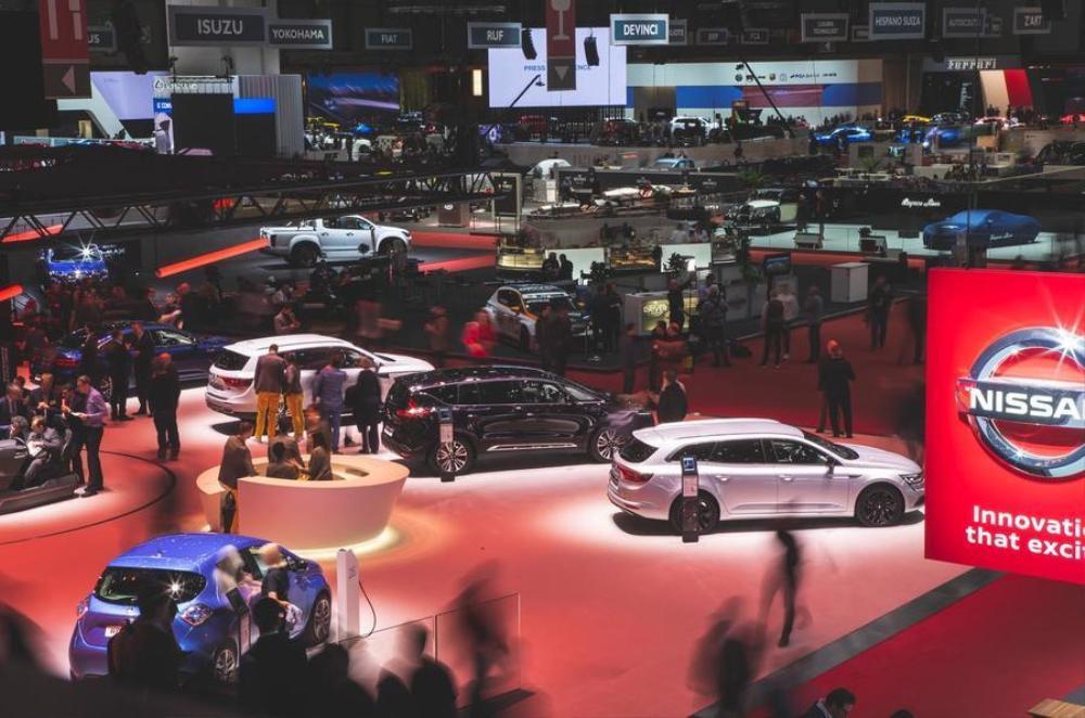 Triển lãm xe nổi tiếng thế giới Geneva Motor Show 2021 bị hủy Ảnh 4
