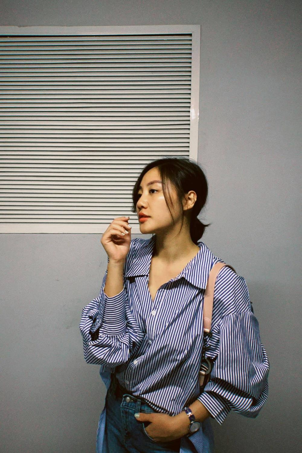 Văn Mai Hương bị soi thân hình mập mạp khác xa trên poster cùng thời trang gây tranh cãi Ảnh 8