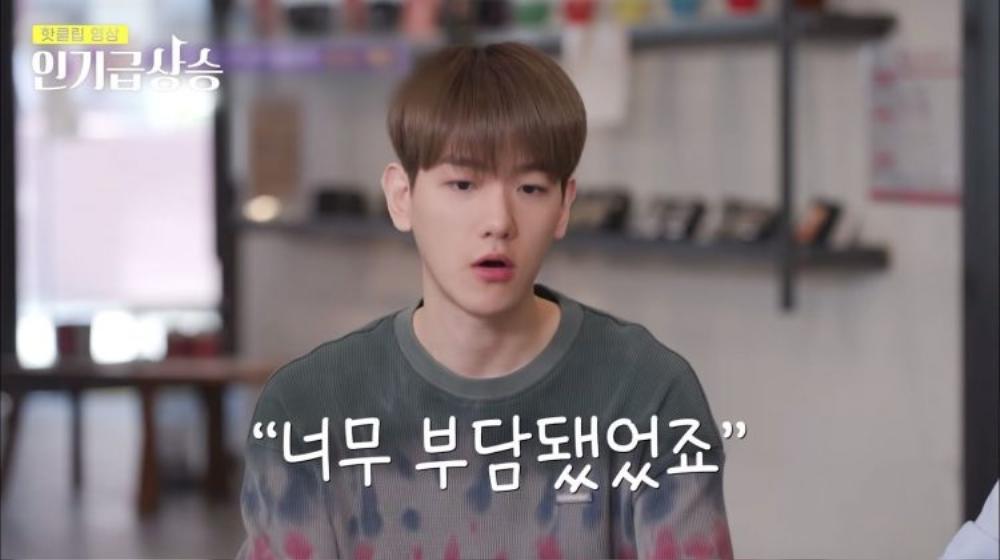 Phản ứng trái ngược khi solo của các thành viên EXO, Kai háo hức mong chờ còn Baekhyun lo đến mức viêm ruột Ảnh 6