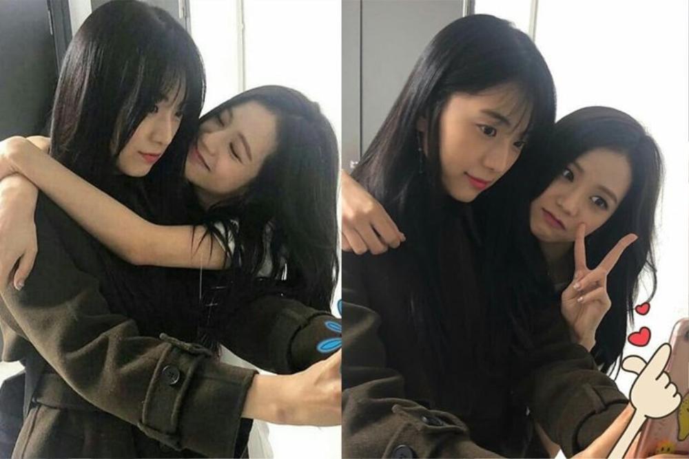 Chị gái Jisoo (Blackpink) được gọi là Han Hyo Joo thời trung học, Knet ngợi khen hết lời Ảnh 2