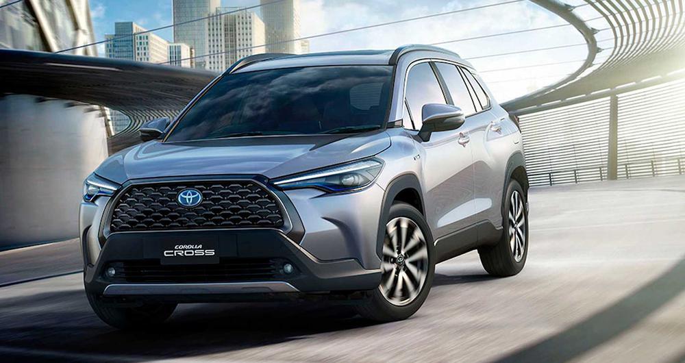 Toyota trình làng Corolla Cross: Sẽ có giá rẻ khi về Việt Nam? Ảnh 1