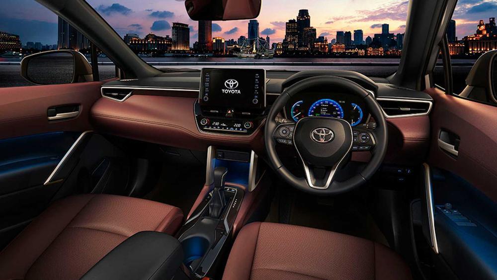 Toyota trình làng Corolla Cross: Sẽ có giá rẻ khi về Việt Nam? Ảnh 10