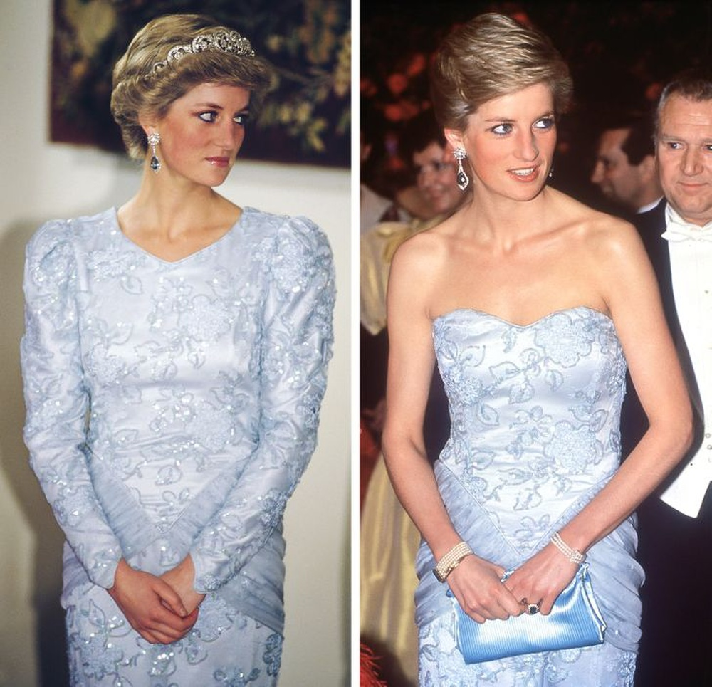 Bí ẩn tủ đồ Hoàng gia: 15 lần phụ nữ Hoàng gia khéo léo sửa lại quần áo cũ để tái sử dụng Ảnh 1