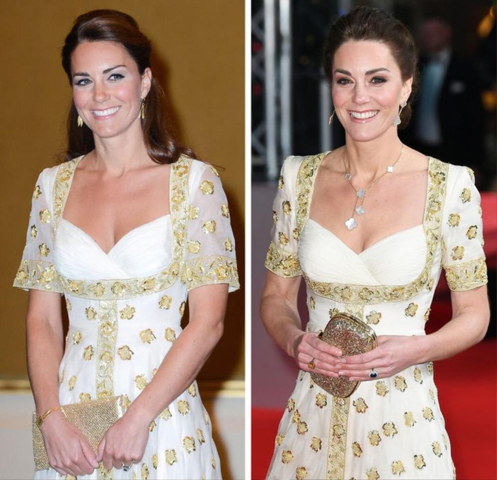 Bí ẩn tủ đồ Hoàng gia: 15 lần phụ nữ Hoàng gia khéo léo sửa lại quần áo cũ để tái sử dụng Ảnh 26