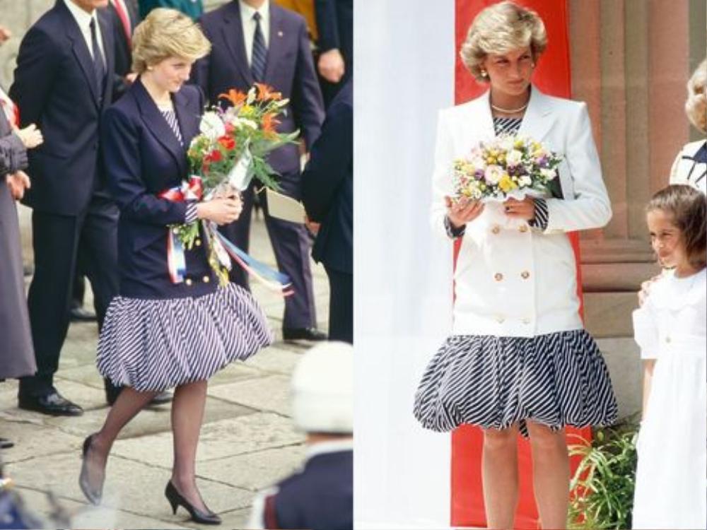 Bí ẩn tủ đồ Hoàng gia: 15 lần phụ nữ Hoàng gia khéo léo sửa lại quần áo cũ để tái sử dụng Ảnh 2