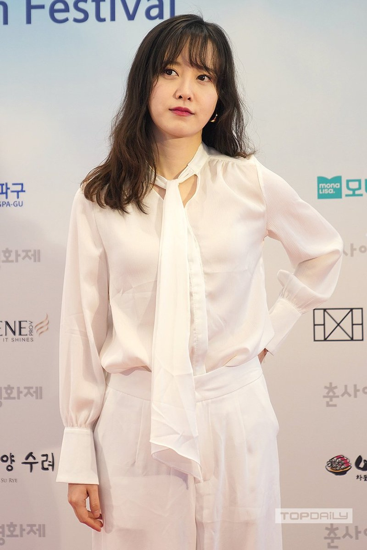 Goo Hye Sun tái xuất sau khi tuyên bố giải nghệ: 'Bà tổ lật mặt' là đây! Ảnh 3