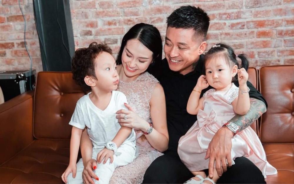 Tuấn Hưng giải nghệ để chăm lo gia đình: Không ít lần 'xù lông' để bảo vệ vợ con, ông chồng xịn nhất là đây Ảnh 4