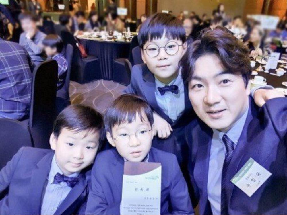 Song Il Gook chia sẻ về bộ ba: Daehan chơi piano rất hay, Minguk dự sẽ debut làm diễn viên? Ảnh 8