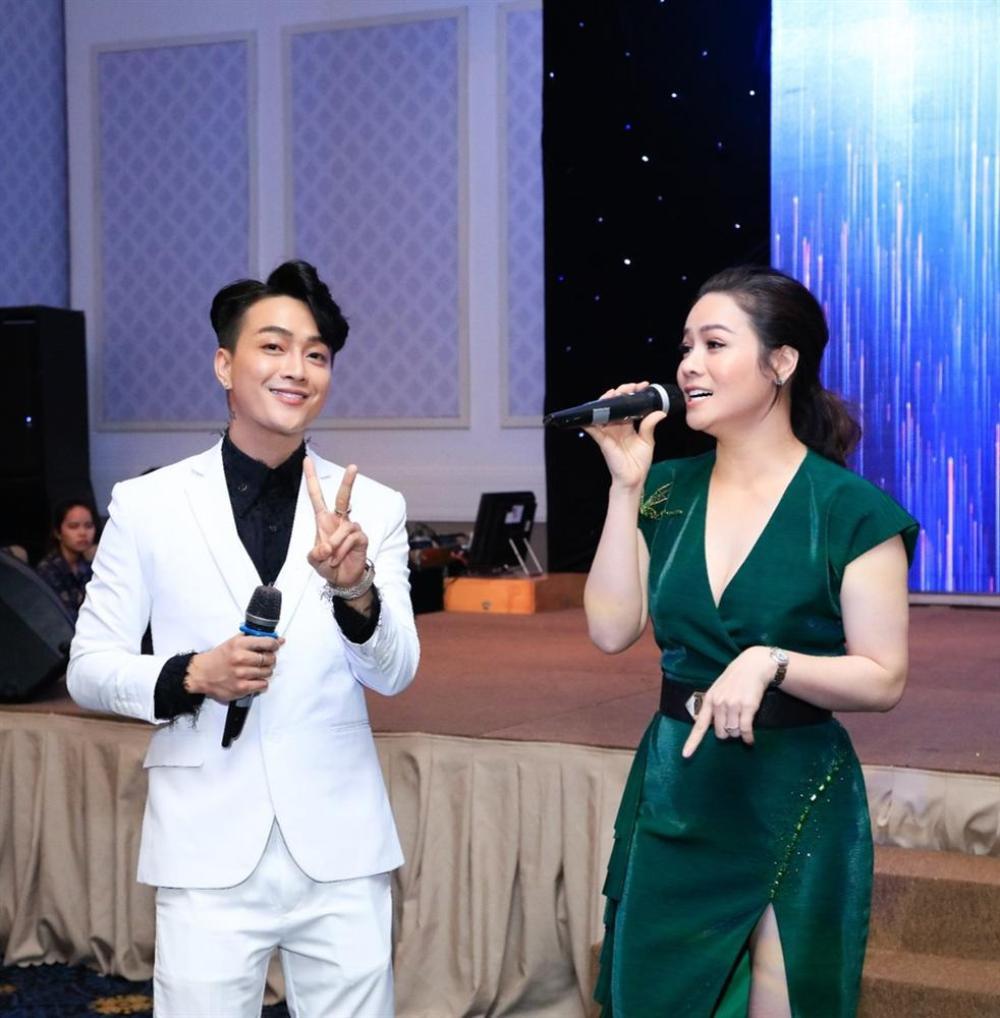 Ồn ào tình cảm với TiTi, Nhật Kim Anh lên tiếng: 'Có người muốn dựa hơi tôi, bị loại khỏi HKT vì dùng chất kích thích' Ảnh 4
