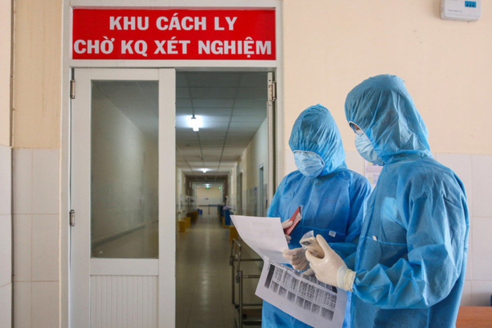 Việt Nam ghi nhận số ca nhiễm COVID-19 nhiều nhất từ trước tới nay: 45 người mắc đều là người nhà, bệnh nhân đang điều trị tại Đà Nẵng Ảnh 1
