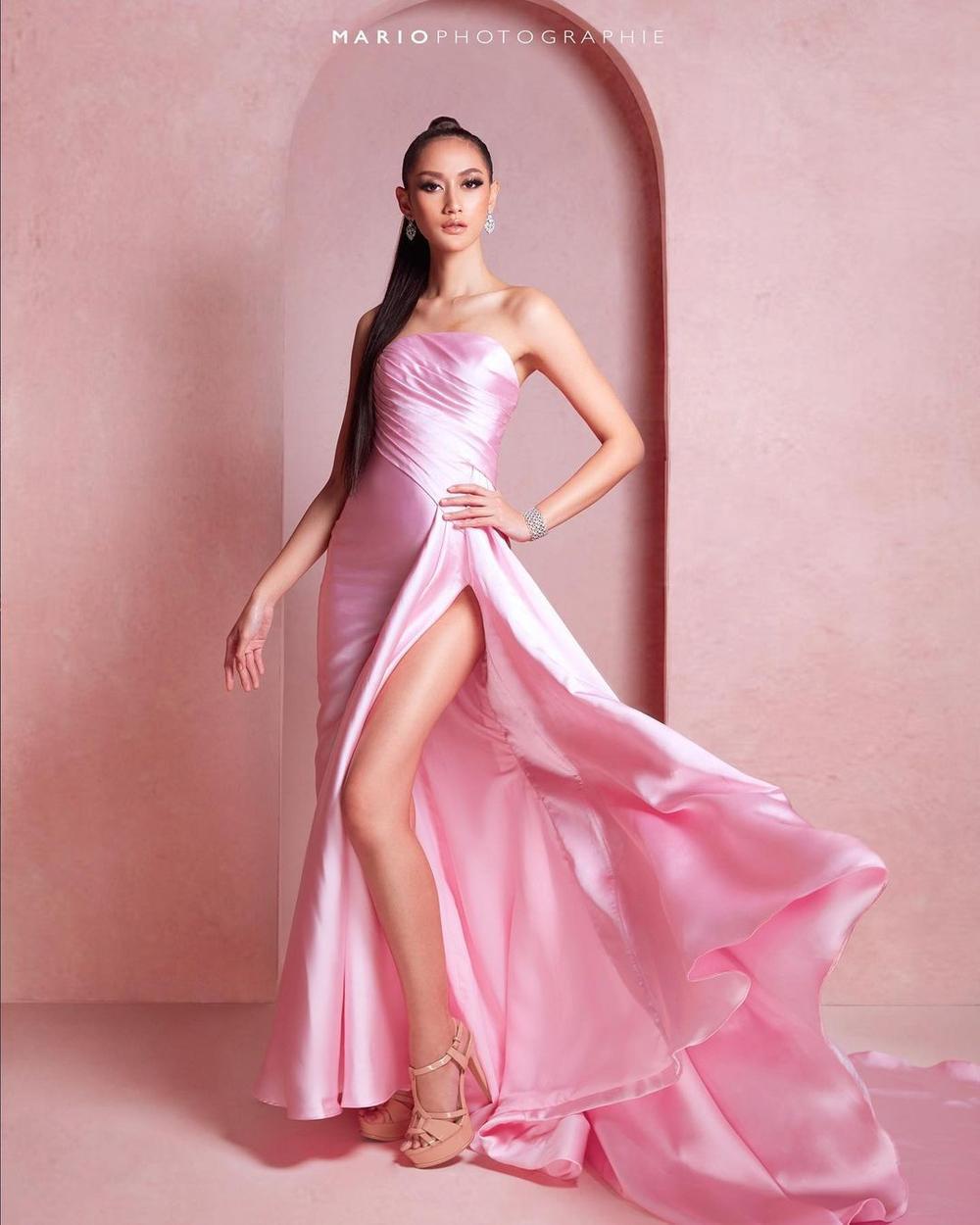 'Vượt mặt' hoa hậu Venezuela, Khánh Vân lọt Top 4 mỹ nhân được quan tâm nhất Miss Universe Ảnh 9