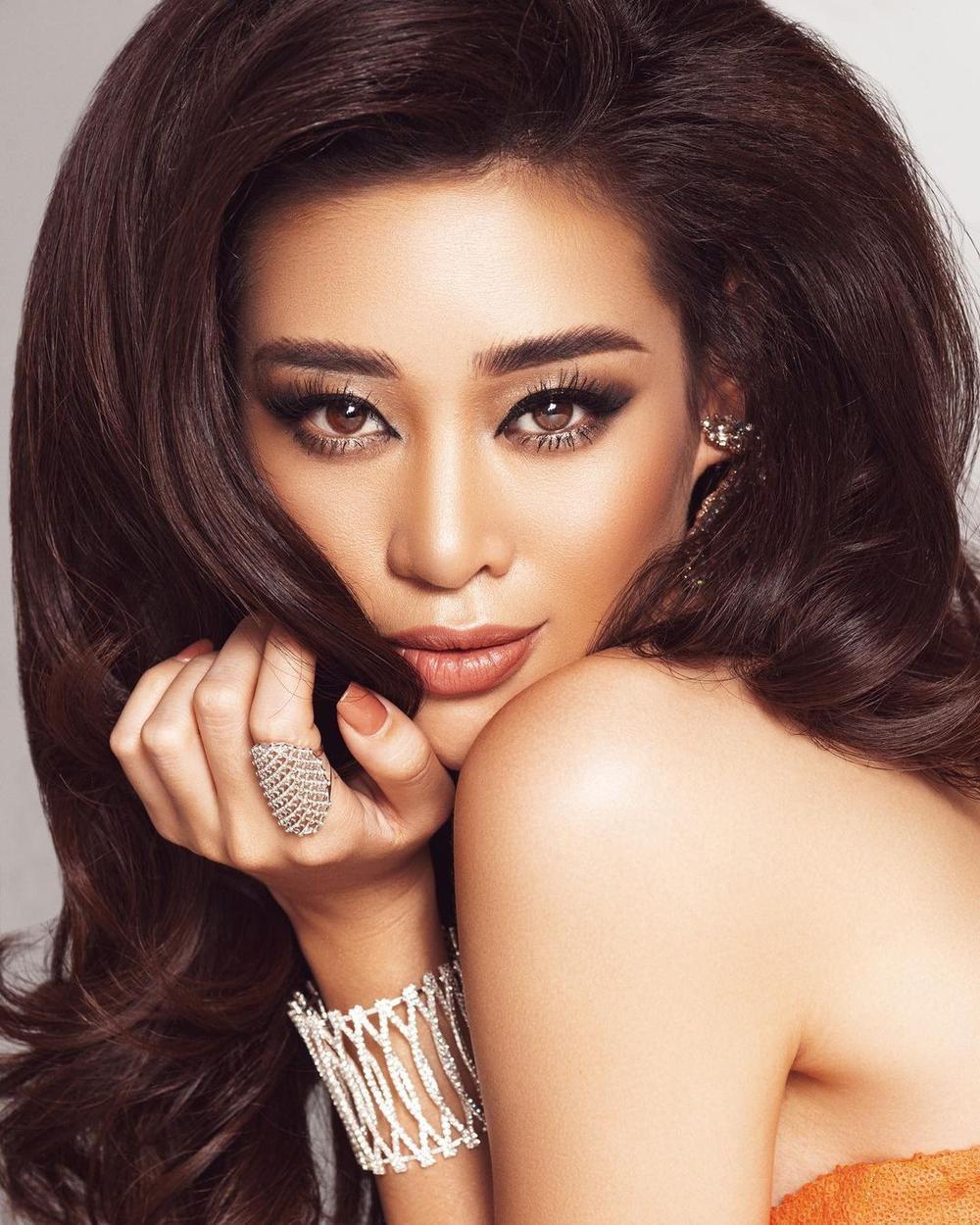 'Vượt mặt' hoa hậu Venezuela, Khánh Vân lọt Top 4 mỹ nhân được quan tâm nhất Miss Universe Ảnh 2