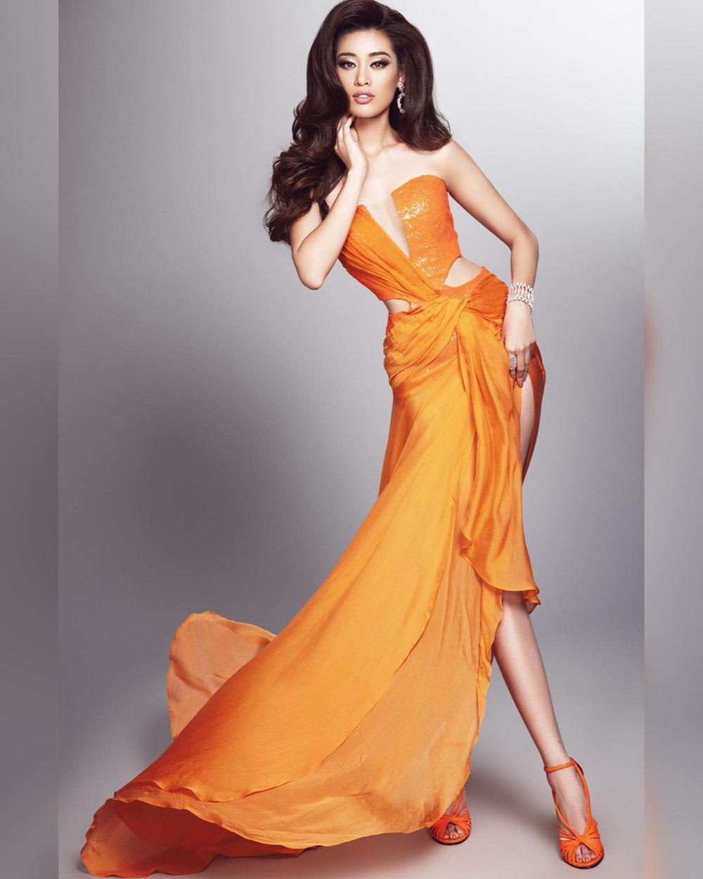 'Vượt mặt' hoa hậu Venezuela, Khánh Vân lọt Top 4 mỹ nhân được quan tâm nhất Miss Universe Ảnh 3