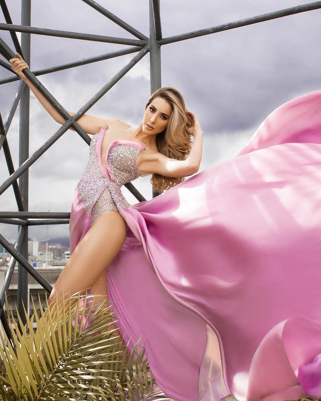 'Vượt mặt' hoa hậu Venezuela, Khánh Vân lọt Top 4 mỹ nhân được quan tâm nhất Miss Universe Ảnh 5