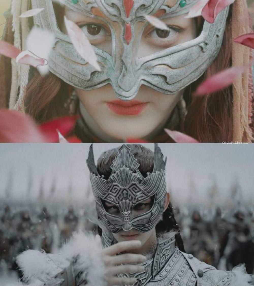 'Trường ca hành' tung trailer cực qui mô, Địch Lệ Nhiệt Ba mặc áo giáp anh dũng chiến đấu như nữ hán tử Ảnh 6