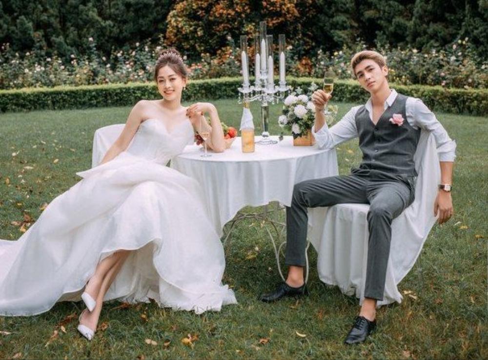 Phương Nga diện váy cưới xinh hết nấc, fan thi nhau chúc mừng chờ đón đám cưới cùng Bình An Ảnh 3