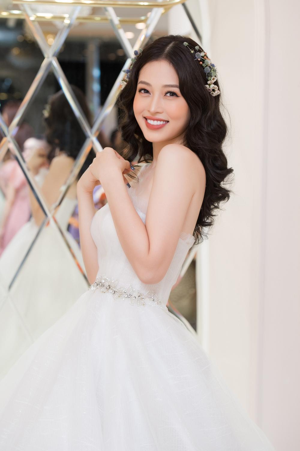 Phương Nga diện váy cưới xinh hết nấc, fan thi nhau chúc mừng chờ đón đám cưới cùng Bình An Ảnh 4