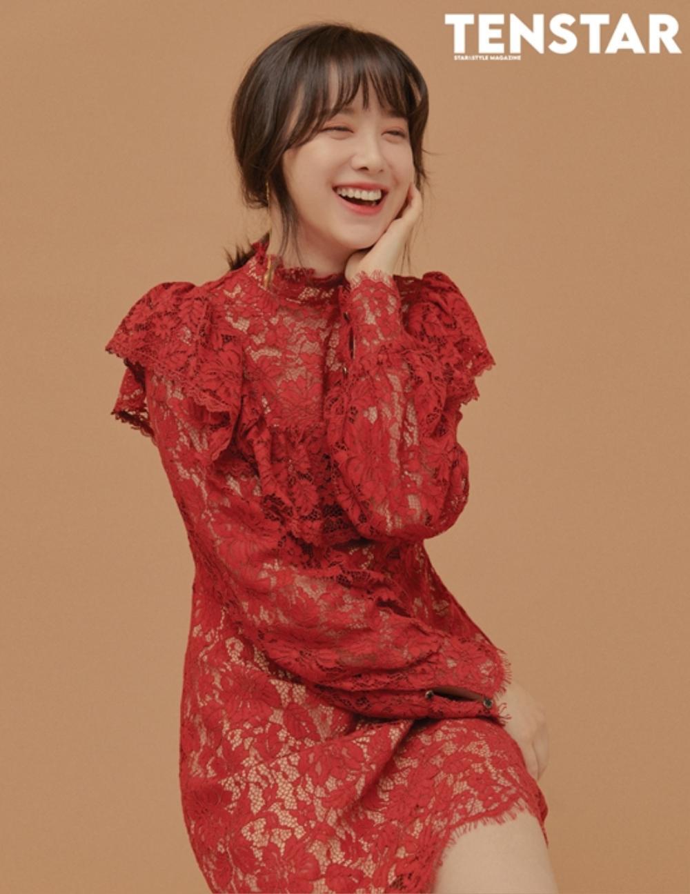 Goo Hye Sun giảm 14 kg, mảnh mai như thời 'Vườn sao băng': Ly hôn là đúng đắn! Ảnh 1