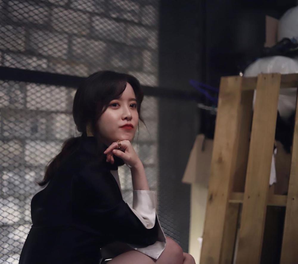 Goo Hye Sun giảm 14 kg, mảnh mai như thời 'Vườn sao băng': Ly hôn là đúng đắn! Ảnh 3