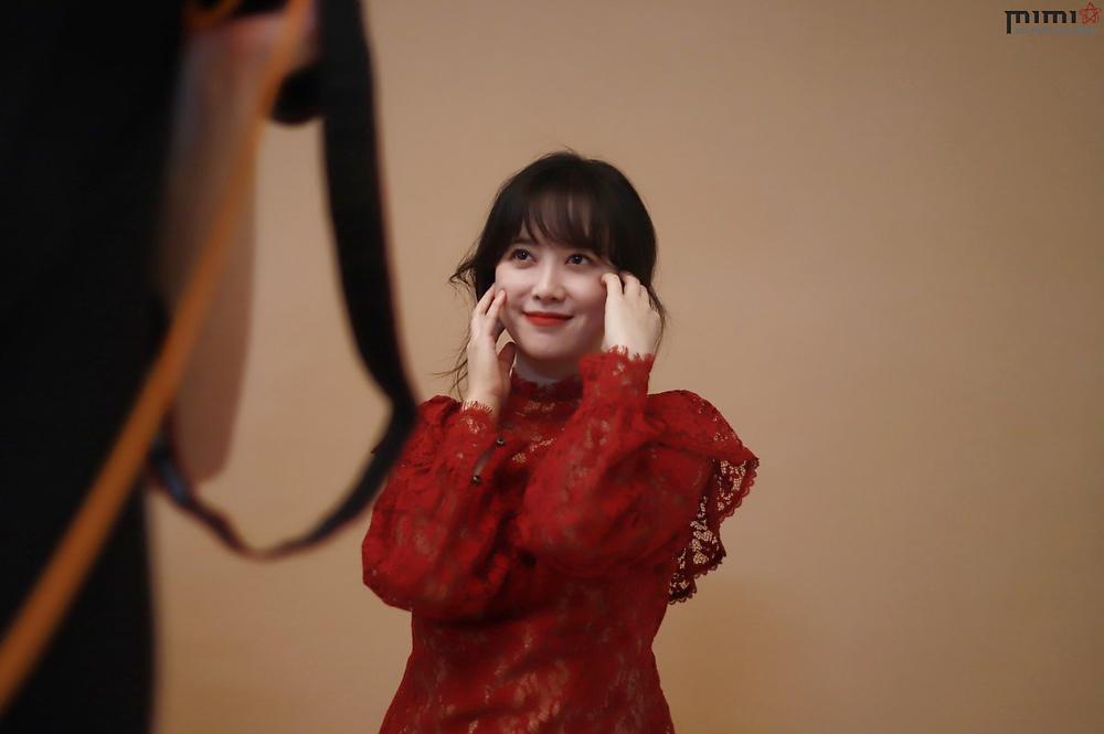 Goo Hye Sun giảm 14 kg, mảnh mai như thời 'Vườn sao băng': Ly hôn là đúng đắn! Ảnh 20
