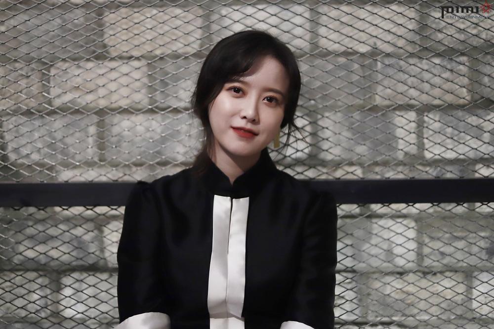 Goo Hye Sun giảm 14 kg, mảnh mai như thời 'Vườn sao băng': Ly hôn là đúng đắn! Ảnh 28