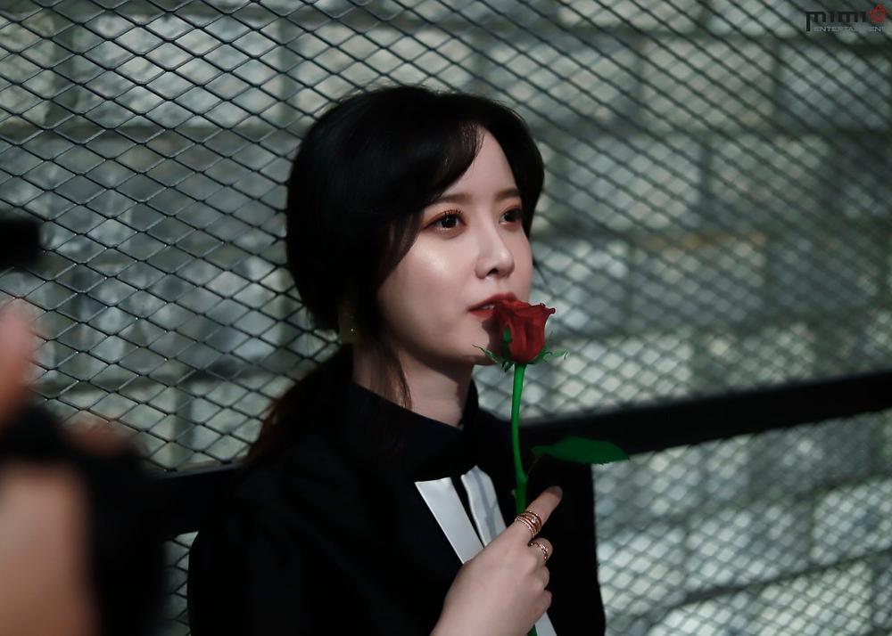 Goo Hye Sun giảm 14 kg, mảnh mai như thời 'Vườn sao băng': Ly hôn là đúng đắn! Ảnh 25