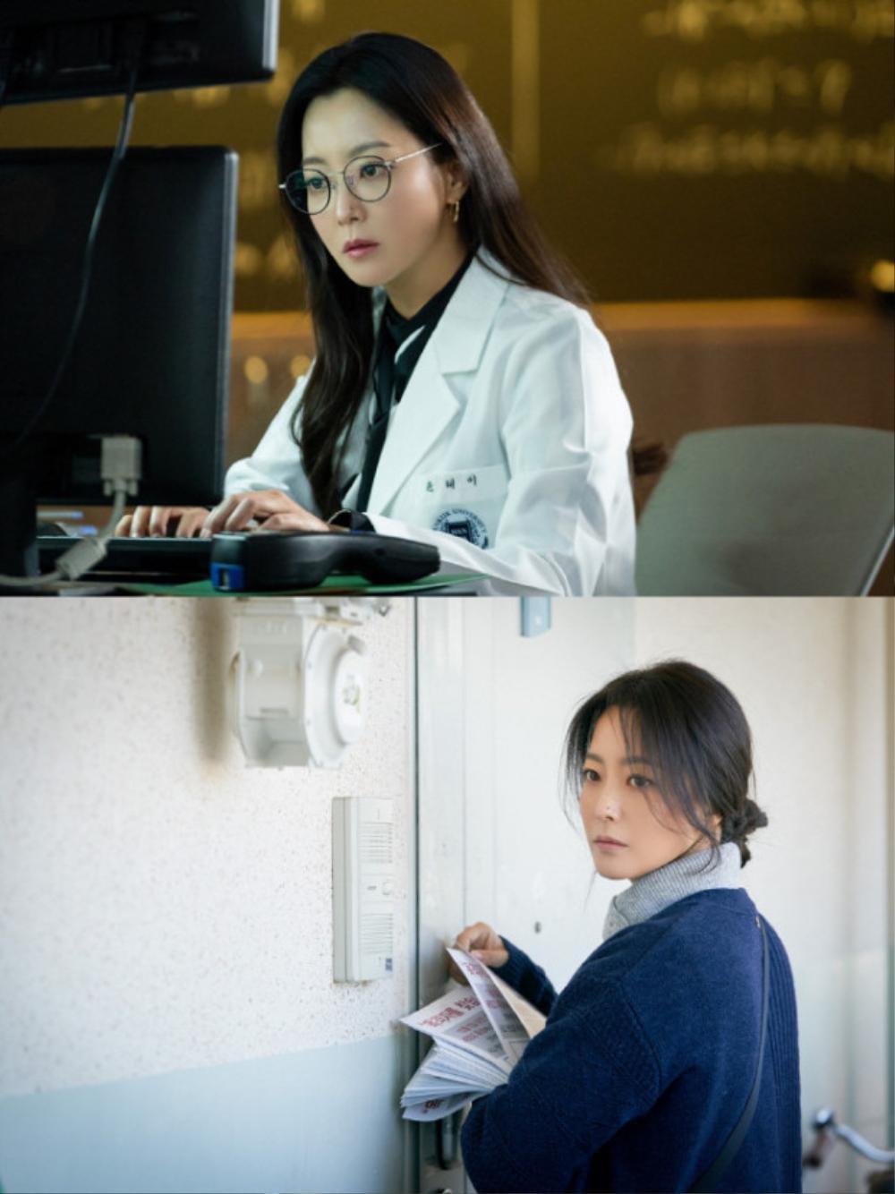 Họp báo phim mùa Covid-19, Kim Hee Sun hài hước 'tám chuyện' với Joo Won qua lăng kính nhiệm màu Ảnh 11
